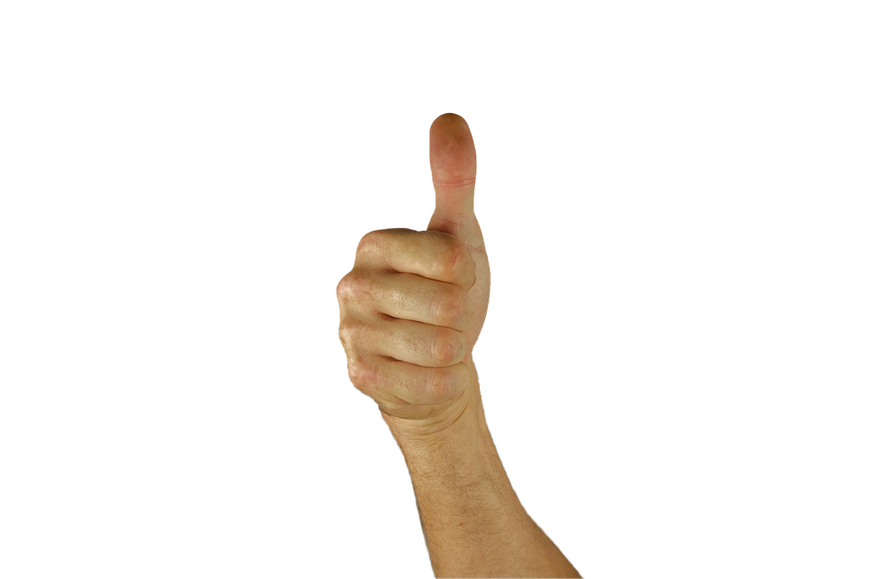 thumbs up 1006176 960 720